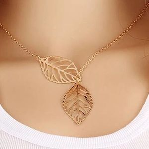 Good Leaf Necklace